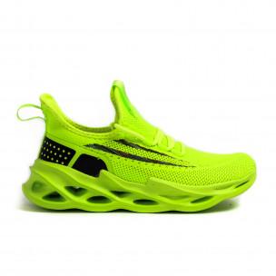 Γυναικεία πράσινα αθλητικά παπούτσια Kiss GoGo Kiss GoGo