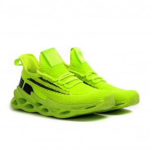 Γυναικεία πράσινα αθλητικά παπούτσια Kiss GoGo Kiss GoGo 2