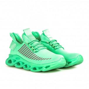 Ανδρικά πράσινα αθλητικά παπούτσια Rogue Kiss GoGo 2