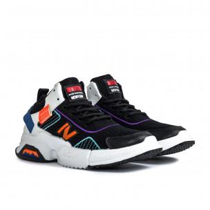 Ανδρικά πολύχρωμα sneakers Fashion 2