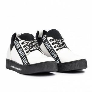 Γυναικεία λευκά sneakers Dizzy 2