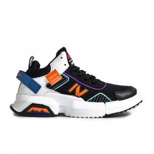 Ανδρικά πολύχρωμα sneakers Fashion