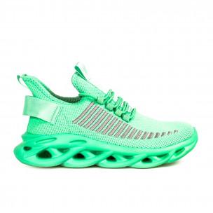 Ανδρικά πράσινα αθλητικά παπούτσια Rogue Kiss GoGo
