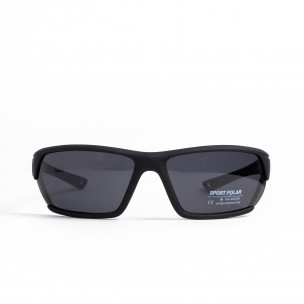 Ανδρικά μαύρα γυαλιά ηλίου Sport