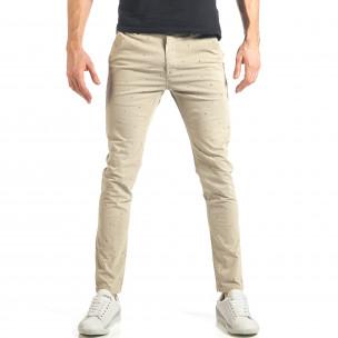 Ανδρικό πράσινο παντελόνι XZX-Star