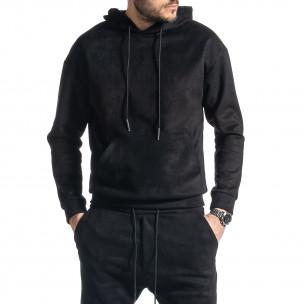 Ανδρικό μαύρο αθλητική φόρμα Duca Homme Duca Homme 2