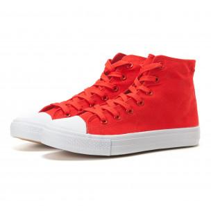 Ανδρικά κόκκινα sneakers Bella Comoda Bella Comoda