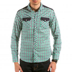 Ανδρικό πολύχρωμο πουκάμισο Royal Kaporal