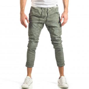 Ανδρικό πράσινο παντελόνι Y-Two
