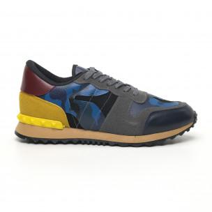Ανδρικά πολύχρωμα αθλητικά παπούτσια FM