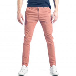 Ανδρικό ροζ παντελόνι XZX-Star