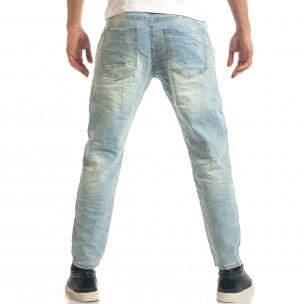 Ανδρικό γαλάζιο τζιν Always Jeans  2
