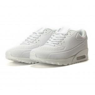 Ανδρικά λευκά αθλητικά παπούτσια Jomix  2