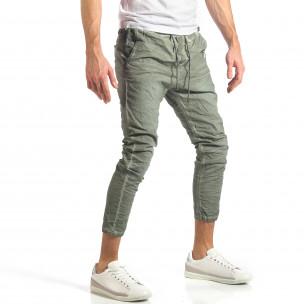 Ανδρικό πράσινο παντελόνι Y-Two 2