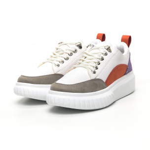 Γυναικεία πολύχρωμα sneakers Keceli 2