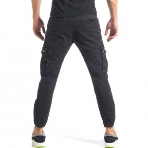 Ανδρικό μαύρο παντελόνι Always Jeans  2