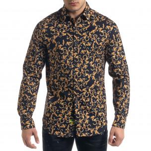 Ανδρικό πολύχρωμο πουκάμισο Open Open