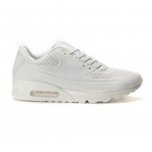 Ανδρικά λευκά αθλητικά παπούτσια Jomix