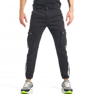 Ανδρικό μαύρο παντελόνι Always Jeans
