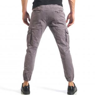 Ανδρικό γκρι παντελόνι Always Jeans  2
