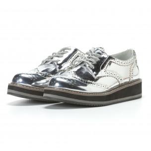 Γυναικεία γκρι παπουτσια Sweet Shoes 2