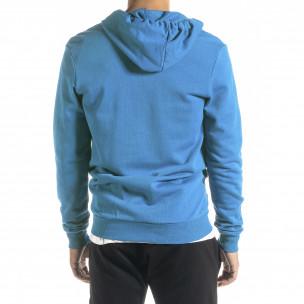 Ανδρικό γαλάζιο φούτερ Basic Clang 2