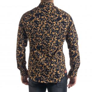 Ανδρικό πολύχρωμο πουκάμισο Open Open 2