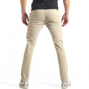 Ανδρικό πράσινο παντελόνι XZX-Star 2