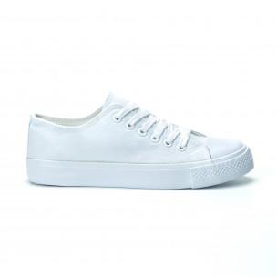 Γυναικεία λευκά sneakers