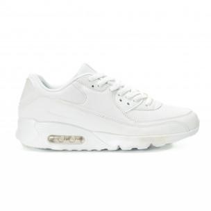 Ανδρικά λευκά αθλητικά παπούτσια Air 2