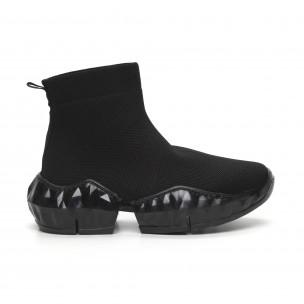 Еυέλικτα γυναικεία αθλητικά παπούτσια τύπου κάλτσα