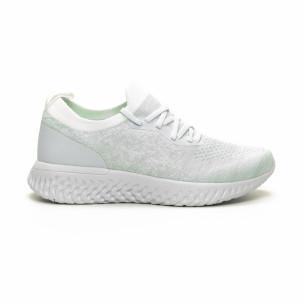 Γυναικεία λευκά αθλητικά παπούτσια Reeca