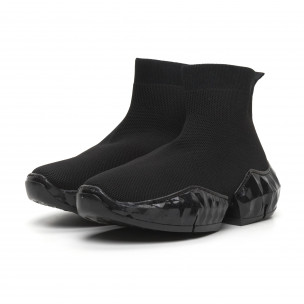 Еυέλικτα γυναικεία αθλητικά παπούτσια τύπου κάλτσα Via Giulia 2