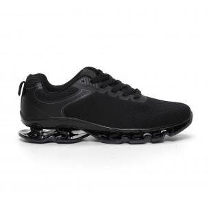Ανδρικά μαύρα αθλητικά παπούτσια Blade  2
