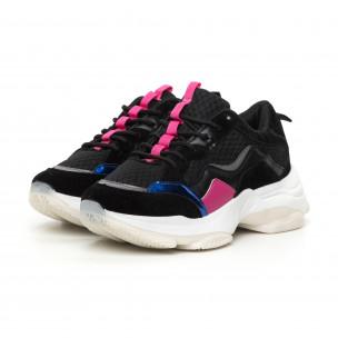 Γυναικεία αθλητικά παπούτσια με λεπτομέρειες 2