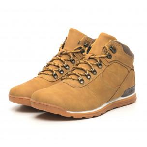Ανδρικά camel παπούτσια τύπου Hiker 2