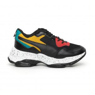 Πολύχρωμα γυναικεία Chunky αθλητικά παπούτσια