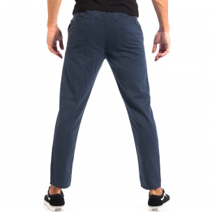 Ανδρικό γαλάζιο παντελόνι RESERVED  2
