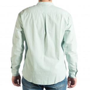 Ανδρικό πράσινο πουκάμισο RESERVED  2
