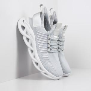 Ανδρικά γκρι αθλητικά παπούτσια Rogue