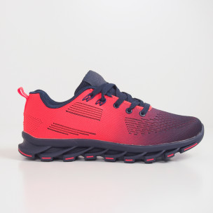 Ανδρικά μπλε-πορτοκαλί αθλητικά παπούτσια Blade  2