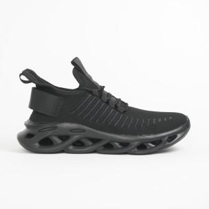 Ανδρικά αθλητικά παπούτσια Rogue All black  2