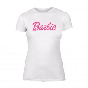 Γυναικεία Μπλούζα Barbie λευκό