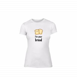 Γυναικεία Μπλούζα Bread λευκό Χρώμα Μέγεθος M
