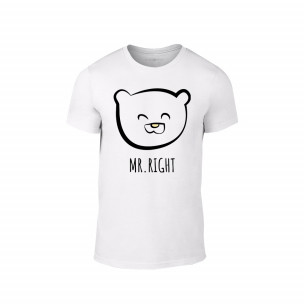 Κοντομάνικη μπλούζα Bears λευκό Χρώμα Μέγεθος S