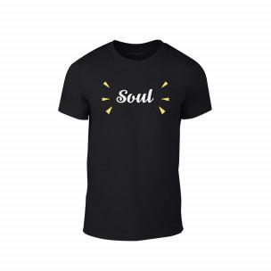 Κοντομάνικη μπλούζα Soul λευκό Χρώμα Μέγεθος S