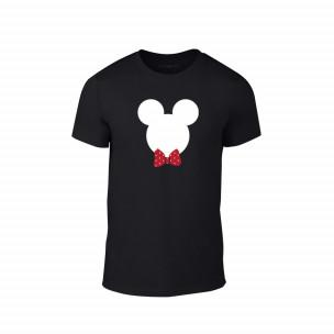 Κοντομάνικη μπλούζα Mickey μαύρο Χρώμα Μέγεθος XXL