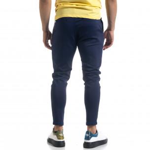 Ανδρικό μπλε παντελόνι Open 2