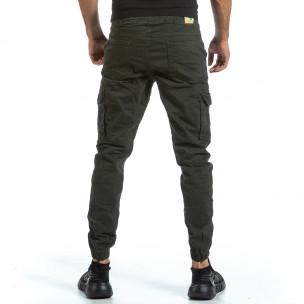 Ανδρικό πράσινο παντελόνι cargo Blackzi Blackzi 2