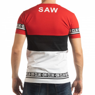 Ανδρική κοντομάνικη μπλούζα Free RBW 2